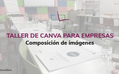 TALLER DE CANVA PARA EMPRESAS_ Composición de imágenes